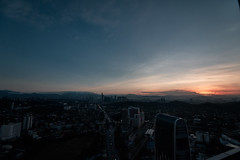 Awakening (bdrc) Tags: sony sonyalpha sonyimages sonyuniverse asdgraphy malaysiaphotographer mirrorless fullframe a7iii a7m3 pj city urban landscape scenery cityscape buildings structure morning sunrise dawn tokina 1116mm f28 ultrawide zoom