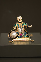 Tiny king of pearls (quinet) Tags: 2017 amsterdam antik netherlands rijksmuseum ancien antique museum musée