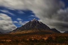 Buachaille Etive Mor at Midnight (Mark Hickton) Tags: mountains buachailleetivemor glencoe