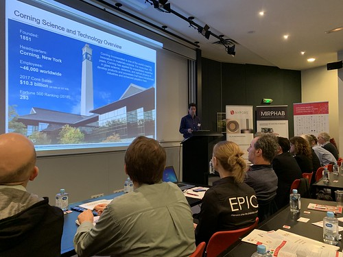 EPIC Meeting on Specialty Optical Fiber at GLOphotonics (63)