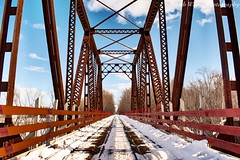100 year old bridge (tgoral04) Tags: landscapephotos landscapephoto landscapephotography 100yearsago sunny oldbridge bridge naturelover naturephotography nature mn minnesotaphotography minnesota