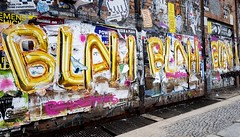 Blah (cn174) Tags: berlin berlin2019 germany deutschland ber winter grey dismal streetart stickers
