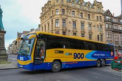 54134 YX63NGJ Stagecoach Western (busmanscotland) Tags: 54134 yx63ngj stagecoach western yx63 ngj west scotland volvo b13rt plaxton panther megabus megabuscom scottish citylink