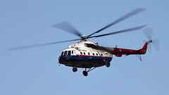 Hip (Bernie Condon) Tags: mil mi17 hip helicopter transport utlity cargo chopper mod aaee boscombedown qinetiq etps military boscombe test trials airfield wilts uk