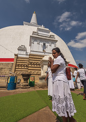 2 Sri Lanka, Anuradhapura, WHS 093 (John AT) Tags: review sri lanka selection birds buddhas