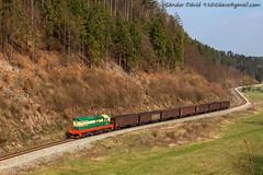 2019.04.09   771 020   Porubka-Túrirtovány (Davee91) Tags: túrirtovány zssc cargo zufg güterzug marfar trenuri 771020 rajec local freight trains slovakia zilina