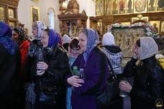 17. Водосвятный молебен в Субботу Акафиста 13.04.2019