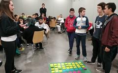 Jornada bici para grupos embajadores - IMG_20181220_102715 (Medioambiente Zaragoza) Tags: stars proyectostars zaragoza movilidad sostenible escolar