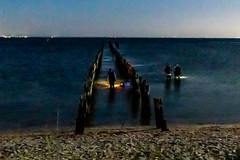 Clifton Springs Night Fishing-8 (Quick Shot Photos) Tags: bellarine canon cliftonsprings jetty oldpier sunset victoria australia au