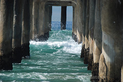 DSC_9960-copy (Claudio Vázquez @ cvphotoart) Tags: california manhattanbeach surf surfing surfers nikond80 beach