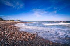 La_Spiaggetta_190020 (ivan.sgualdini) Tags: 5dmarkiv beach canon day longexposure ogliastra rocks sand sardegna sardinia sea seascape stones sunny water waves wild winter
