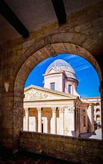 Vue extérieure sur la Chapelle (thierrybalint) Tags: charité marseille chapelle nikon nikoniste balint thierrybalint vieillecharité charity chapel