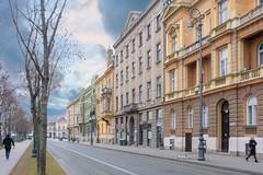 (Yvan Rouxel) Tags: cityofzagreb croatia january kingtomislavsquare wpcroatia winter zagreb hrv