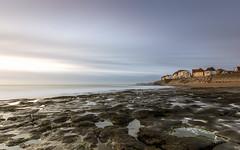 Front de mer (pierrelouis.boniface) Tags: sea seascape côtedopale canon 6d longexposure pauselongue pasdecalais nordpasdecalais ambleteuse plage cloudsstormssunsetssunrises clouds