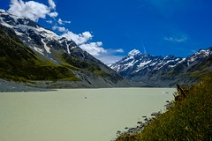 20181227 037 Mt Cook Hooker Valley (scottdm) Tags: 2018 december hike hookerlake hookervalley mountcook mountcooknationalpark nationalpark newzealand southisland summer travel aoraki