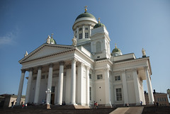 Cathedral (Pa Tea) Tags: catherdal helsinki finland sky nikon d200 nikond200 architectire urban building finlandia katedra niebo architektura