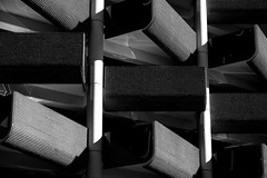 zig zag (Shepard4711) Tags: architecture architektur abstract abstrakt blackwhite schwarzweis lines linien