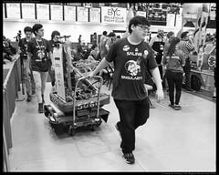 FIRST Robotics Competition: Belleville Michigan District matches