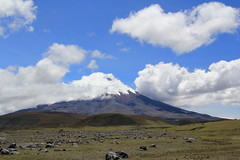 Cotopaxi - 5897 m - one of the highest active vulcanoes of the world (Godzilla1975) Tags: natur nature berg mountain vulkan vulcano himmel sky trekking wandern cycling ecuador cotopaxi