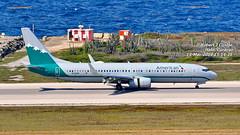 American Airlines, Boeing 738, N916NN, TNCC, 14MAR20019 (rcijntje) Tags: aa b738 b737 hato arrival reno