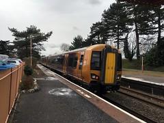 WMR 172 341 @Henley-in-Arden (Kris Davies (megara_rp)) Tags: henleyinarden warwickshire hnl railway station trains