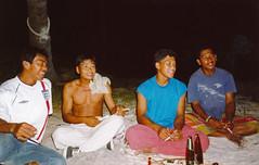 Hat Khom beach party, Ko Pha Ngan (Niall Corbet) Tags: thailand hatkhom beach kophangan tropical island