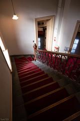 階段 (fumi*23) Tags: ilce7rm3 sony samyang samyangaf24mmf28fe 24mm architecture stairway stairs fukuoka ソニー サムヤン 階段 建築 oldhouse
