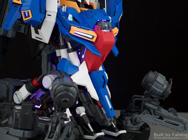 BSC Zeta Gundam Bust 8 by Judson Weinsheimer
