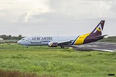 Boeing 737-476F | HK-5139 | AerCaribe (Felipe Radrigán) Tags: avion plane airplane aerolinea aeropuerto spotter avgeek airport aviation airlines airline sanandres isla gustavorojaspinilla hk5139 b737 737476f 737 boeing cargo aercaribe