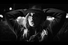 Film Noir XXX (Passie13(Ines van Megen-Thijssen)) Tags: kiki filmnoir portrait portret woman blackandwhite bw sw zw zwartwit monochroom monochrom monochrome canon sigma35mmart weert netherlands inesvanmegen inesvanmegenthijssen