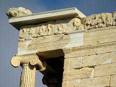 The Acropolis #24 (jimsawthat) Tags: acropolis greece athens urban ruins stone ancient templeofathenanike