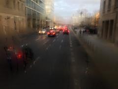 Cosy (Renate R) Tags: berlin busride frontscheibe damp m48 leipzigerstrase doubledeckerbus doppeldeckerbus bus cosy