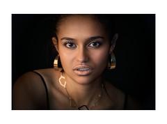 - L'Or - (king_ricky) Tags: nikond800 studio portrait ritratti homemade shooting