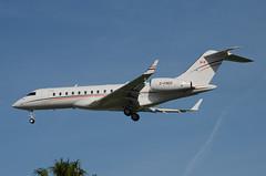 Morningstar Partners Ltd. Bombardier Global 6000 (C-FOEG) LAX Approach 3 (hsckcwong) Tags: morningstarpartnersltd bombardierglobal6000 cfoeg klax lax global6000 bd7001a10