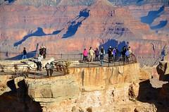 Mather Point Overlook (Joe Shlabotnik) Tags: nationalpark arizona grandcanyon 2017 november2017 afsdxvrzoomnikkor18105mmf3556ged faved explore oneviewonefave