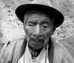 Man, old, poor and blind (klauslang99) Tags: streetphotography portrait klauslang man old poor blind cuenca ecuador