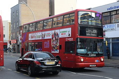AL VLW135 @ Hainault Street, Ilford (ianjpoole) Tags: arriva london volvo b7tl alexander alx400 lj05grf vla135 working route 128 romford train station claybury broadway