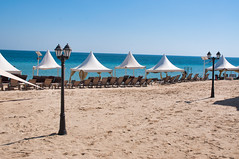 Khor Al Adaid, Qatar (fisherbray) Tags: fisherbray qatar stateofqatar دولةقطر dawlatqatar alwakrah بلديةالوكرة baladīyatalwakrah khoraladaid khoraludeid khawraludayd خورالعديد inlandsea naturereserve unesco nikon d5000 qatarinternationaladventures qia camp beach persiangulf arabiangulf water wasser