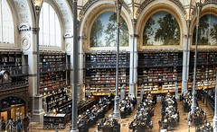 Richelieu library, Paris-France (jackfre 2) Tags: france paris library richelieulibrary