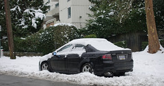 2007 Acura TL Type S (D70) Tags: 2007 acura tl type s burnaby britishcolumbia canada snow