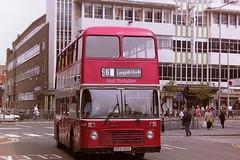 EAST YORKSHIRE MOTOR SERVICES 639 VDV139S (bobbyblack51) Tags: east yorkshire motor services 639 vdv139s bristol vrt ecw western national 939 hull 1996