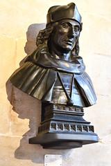 King Henry VII Bust (Bri_J) Tags: cambridgeuniversity cambridge cambridgeshire uk nikon d7500 bust kinghenryvii king henryvii kingscollegechapel kingscollege chapel university tudor