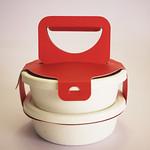 """Food packaging """"Paper-Pinto""""の写真"""