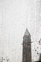 Old City Hall Tower (theharv58) Tags: lightsnow lightweather subway eatonscentre tunneloverqueenstreet peoplewalkinginthesnow skatingatcityhall celebratingsnow subwayart snow canoneos6dmarkii canonef2470mmf4lisusm winterphotography toronto torontocanada copsnearkopsrecords