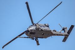 Sikorsky MH-60G/HH-60G Pave Hawk (gilamonster8) Tags: kdma 150600mm1563dgc dmafb warbird prop wing airshow airforce blue usaf sikorskymh60ghh60gpavehawk tucson cockpit jet 2019thunderandlightningoverarizona sky arizona 7dmarkii aircraft helicopter gray unitedstatesofamerica us