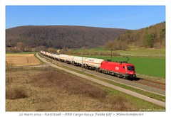 Rh 1016 044 - Karlstadt (CC72080) Tags: rh1016 öbb cargo karlstadt zug güterzug lokomotive locomotive locomotiva train treno marchandise merci taurus eurosprinter es64u