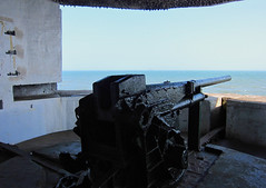Nangan (Matsu islands) artillery (rvandermaar) Tags: artillery taiwan nangan mazu matsu island lienchiang