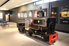 LYR 18in Gauge 0-4-0STT Wren 07-01-2019 NRM.2 (routemaster2217) Tags: nationalrailwaymuseum nrm york train railway transport lancashireyorkshirerailway ly lyr narrowguage wren 040stt steamlocomotive loco steamengine locomotive