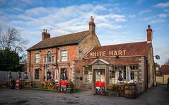 The White Hart, Nettleham (Alan Hilditch) Tags: nettleham britain gb pub lincolnshire plough hart england uk white lincoln unitedkingdom