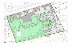 Proposed Site Plan_Lower Ground Floor